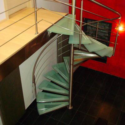escaliers en colimaçon