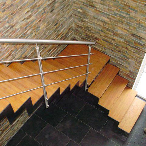 garde-corps et escaliers intérieurs