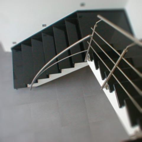 escaliers intérieurs